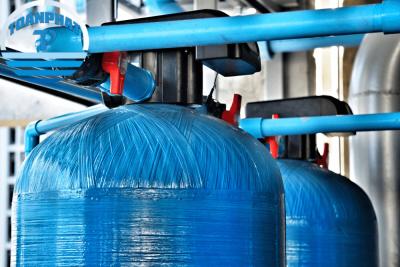 bồn lọc nước composite