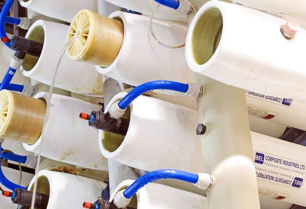 vai trò của màng lọc RO trong hệ thống lọc nước