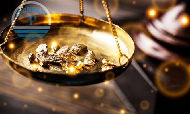 Than hoạt tính trong khai thác vàng